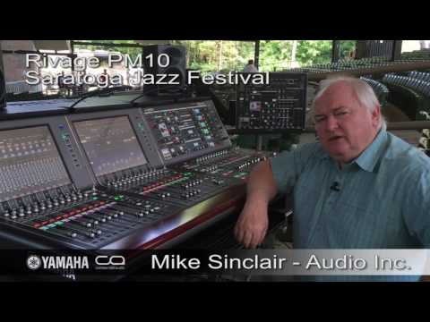 Engineer Spotlight: Mike Sinclair's shares how the EQ's sound on RIVAGE PM10