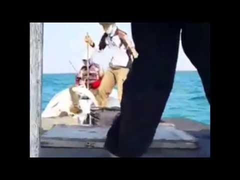 Sensasi Tarikan Ikan Giant Trevally Dengan Zagan Offshore Shooter