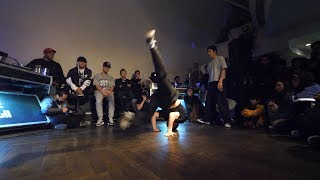 GENROC vs TENPACHI FINAL THE FLOORRIORZ 8TH ANNIVERSARY JAM BBOY&BGIRL 1ON1 BATTLE
