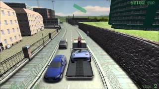 (HD) Gameplay Tow truck simulator 2010