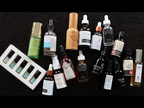 The Line Up // Face Oils/Serums | L'Amour et la Musique