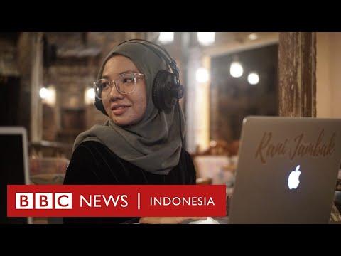 Rani Jambak, 'pemburu suara' yang ingin menyimpan aset bangsa lewat bebunyian - BBC News Indonesia