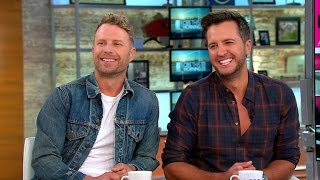 ACM hosts Dierks Bentley and Luke Bryan preview award show