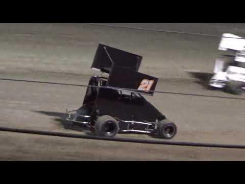 Lemoore Raceway 4/21/18 Jr Sprint Main Event