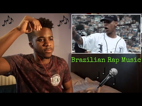 Favela Vive (Cypher) - BRAZILIAN RAP MUSIC 🎙🔥 | Reaction