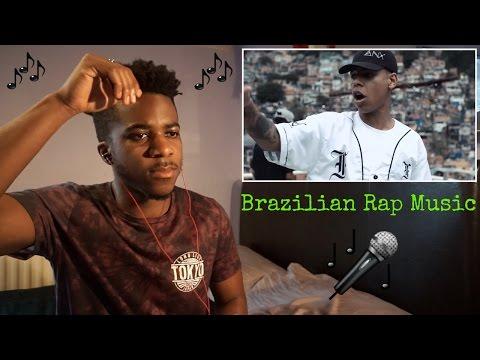 Favela Vive (Cypher) - BRAZILIAN RAP MUSIC 🎙🔥 | Reaction
