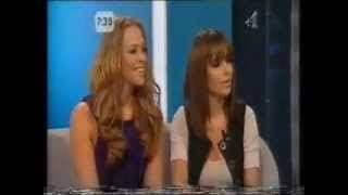 cheryl cole and kimberley walsh interview bblb 07