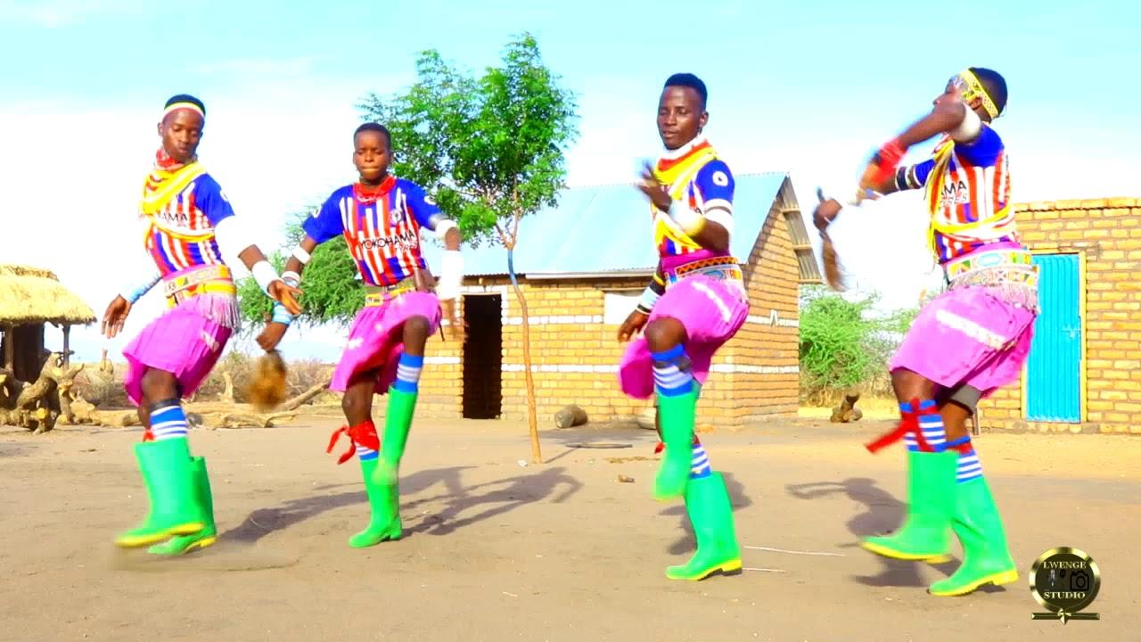 Download NDAMA JIGOSHILAGA HARUSI KWA MATHIAS MAGALAGU BY LWENGE STUDIO (Official video)