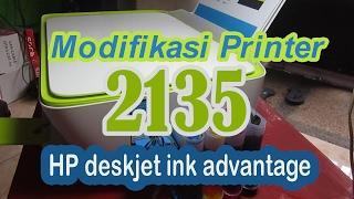 Download Video Cara Modif atau Pasang Infus Printer hp deskjet ink advantage 2135 MP3 3GP MP4