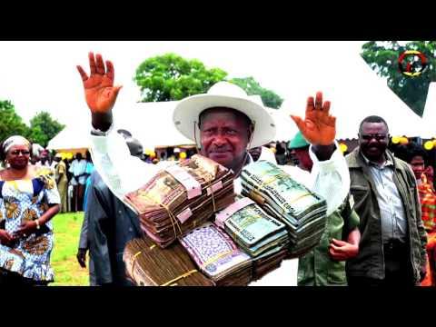 Uganda Elections 2016  a FRAUD