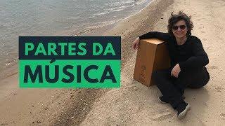 Baixar Estrutura Musical ou Partes da Música: ANDAR COM FÉ -Gilberto Gil -