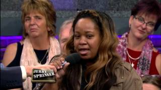 Baby Daddies Dip Out Audience Roast The Jerry Springer Show