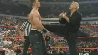 WWE Homecoming - John Cena vs. Eric Bischoff