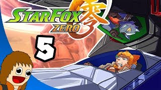 Star Fox Zero: Venomous - Part 5