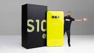 samsung-galaxy-s10e-unboxing-canary-yellow