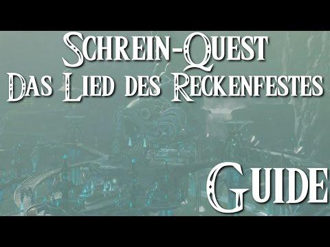 ZELDA: BREATH OF THE WILD - Schrein-Quest - Das Lied des Reckenfestes / Da-Kikii-Schrein Guide