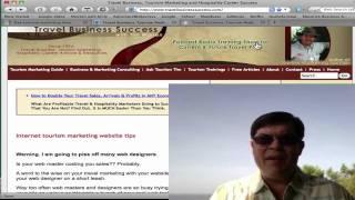 3 Free Tourism Marketing & Travel Business Training Websites