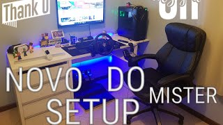 editing setup