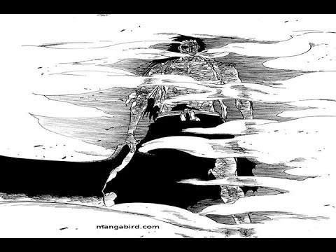 Bleach Manga Chapter 578 Review Spoilers Gremmy The V Octoplied Kenpachi The Bakemono Youtube