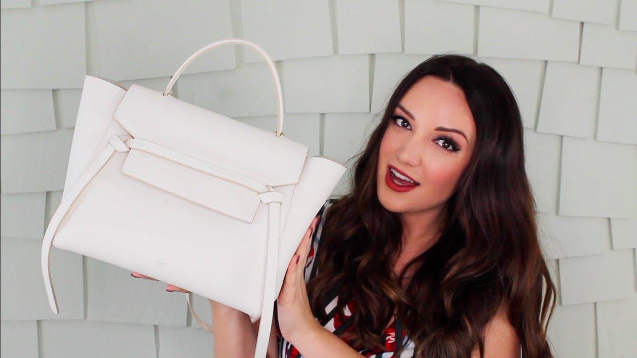 Celine Belt Bag Review | Just Add Glam - YouTube