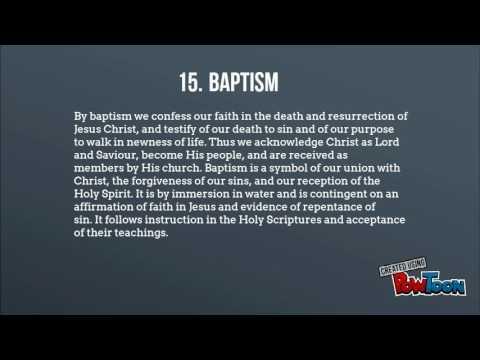 Seventh Day Adventist 28 Fundamental Beliefs