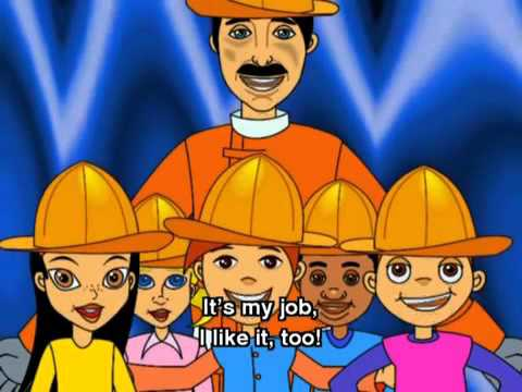Song Sing Its my Job! English for Children