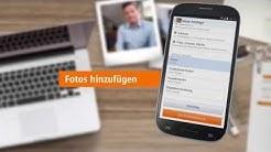 Die Android App von ImmobilienScout24!