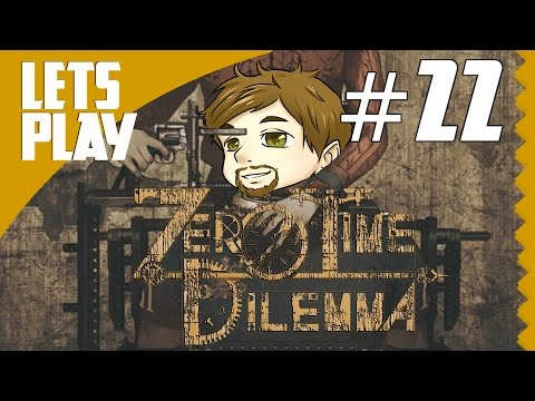 Let's Play: Zero Escape: Zero Time Dilemma - Reality [Team D]【Part 22】[Spoilers]