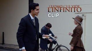 """L'uomo che vide l'infinito (dev patel, jeremy irons) - scena in italiano """"la lettera"""""""