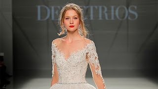 Barcelona Bridal Fashion Week 2017 - Demetrios  2018