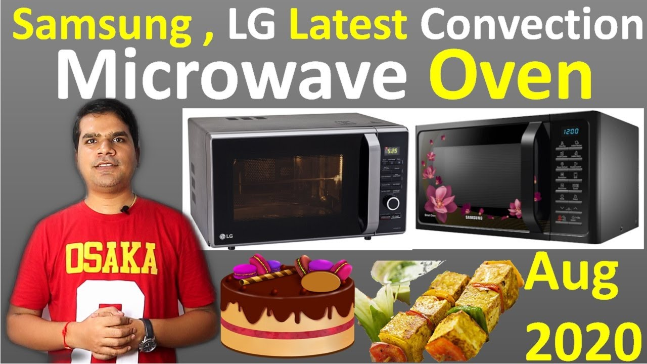 latest convection microwave oven in india best microwave oven 2020