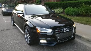 My Audi S4 Is OFFICIALLY For Sale!!!