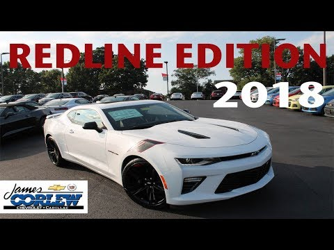 2018 Chevrolet Camaro 2SS Redline Edition (In Depth Review, Exhaust)