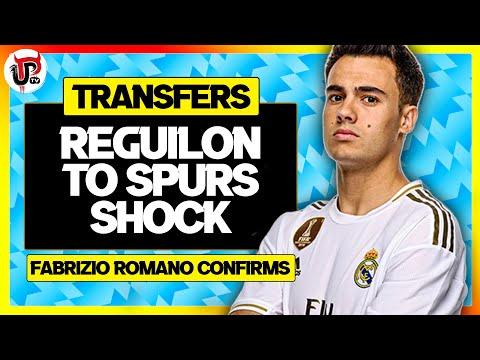 Romano Confirms Reguilon Transfer Shock | Spurs NOT Man Utd?