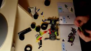 How to build LEGO Technic WHACK! [42072] - Build Review