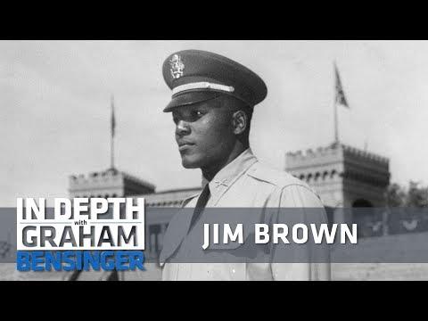 Jim Brown: The FBI spied on me
