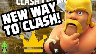 A NEW WAY TO CLASH! - Clash of Clans TOURNAMENTS! - Clash Champs Overview and Explanation!