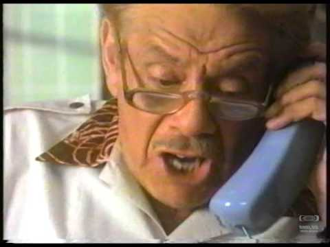 AT&T Television Commercial 1994 featuring Jerry Stiller & Estelle Harris