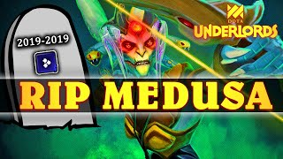 Scaled Honestly Feels Like Ass Now.. | Dota Underlords