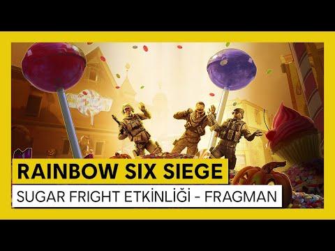 Tom Clancy's Rainbow Six Siege - Sugar Fright Etkinliği - Fragman