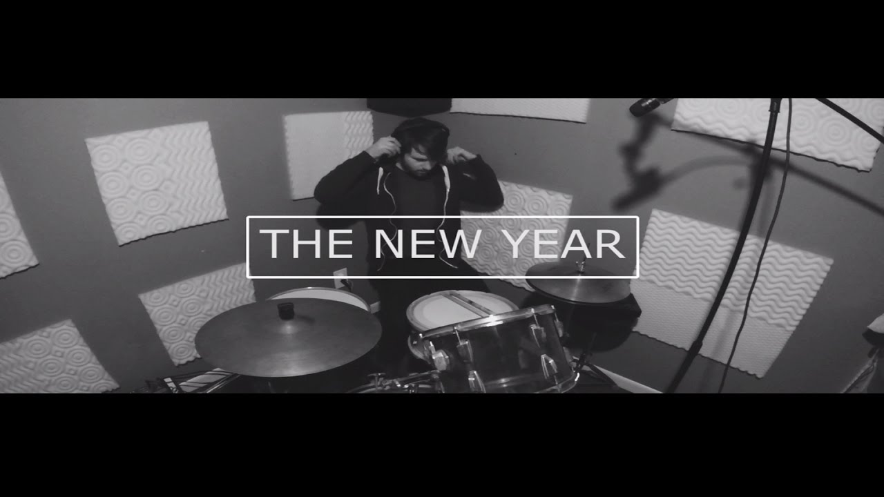 The New Year - Death Cab For Cutie - Drum Cover - YouTube