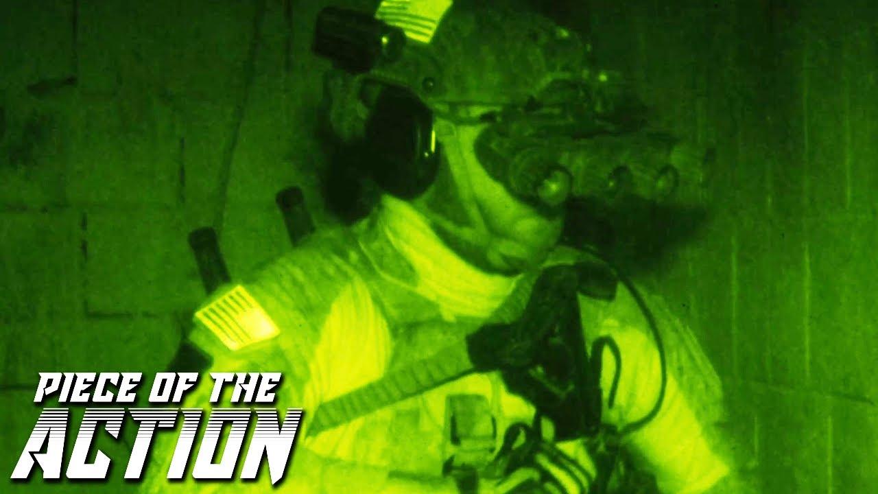 SEALS Enter The Compound | Zero Dark Thirty