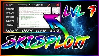 (Manuel İnjector) Skisploit Hack~ROBLOX~Lumber Tycoon 2 And For All Games Exploit Hack.. MusaAndAykan