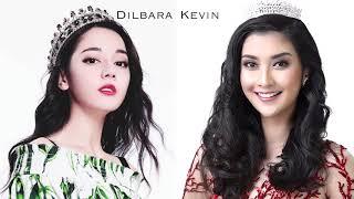 """""""Dilraba"""" Wanita Tercantik Asia 2017 VS """"Kevin"""" Miss International 2017, Cakepan Siapa?"""