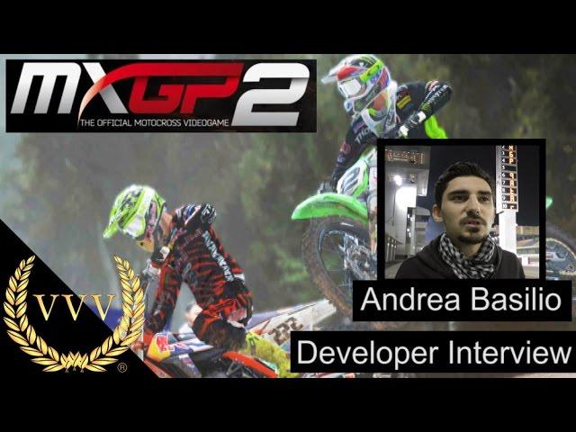 MXGP 2 Developer Interview - PS4 Gameplay