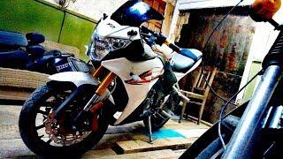 Покупка мечты, купил спортбайк White Rider/2k18
