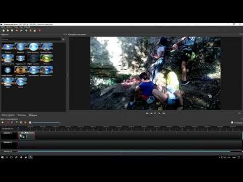 Улучшаем качество видео в видеоредакторе OpenShot Video Editor
