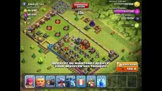 Clash Of Clans - Top 10 villages de noobs