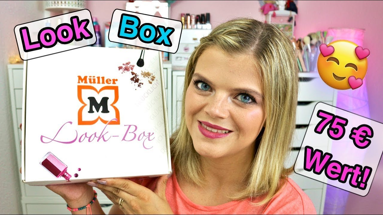 müller look box 2020