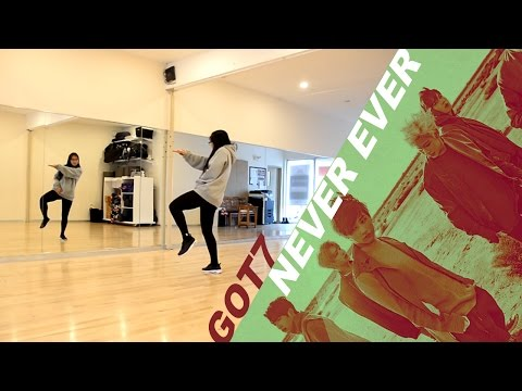 [TUTORIAL] GOT7(갓세븐) - Never Ever | Dance Tutorial by 2KSQUAD